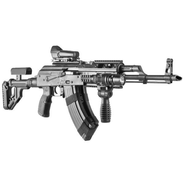 Tactical folding butt stock FAB Defense (UAS-SAIGA)
